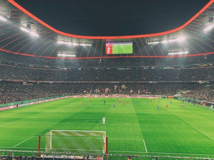 FC Bayern München – Turn- und Sportgemeinschaft Hoffenheim 1899 e. V. am 05.02.2020