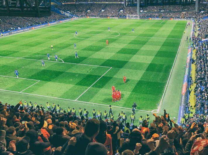 FC Bayern München – Chelsea Football Club am 25.02.2020