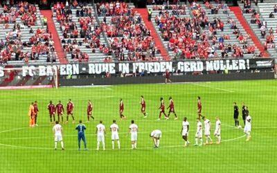 FC Bayern München – 1. FC Köln – 22.08.2021