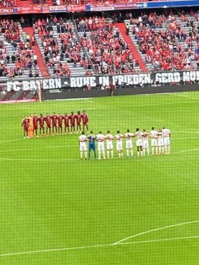 FC Bayern München – 1. FC Köln am 22.08.2021, Ergebnis: 3:2 (0:0)